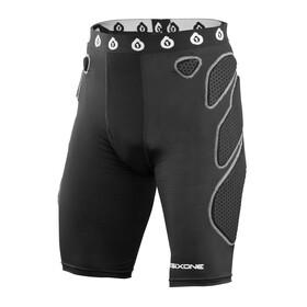 SixSixOne Exo II Shorts black